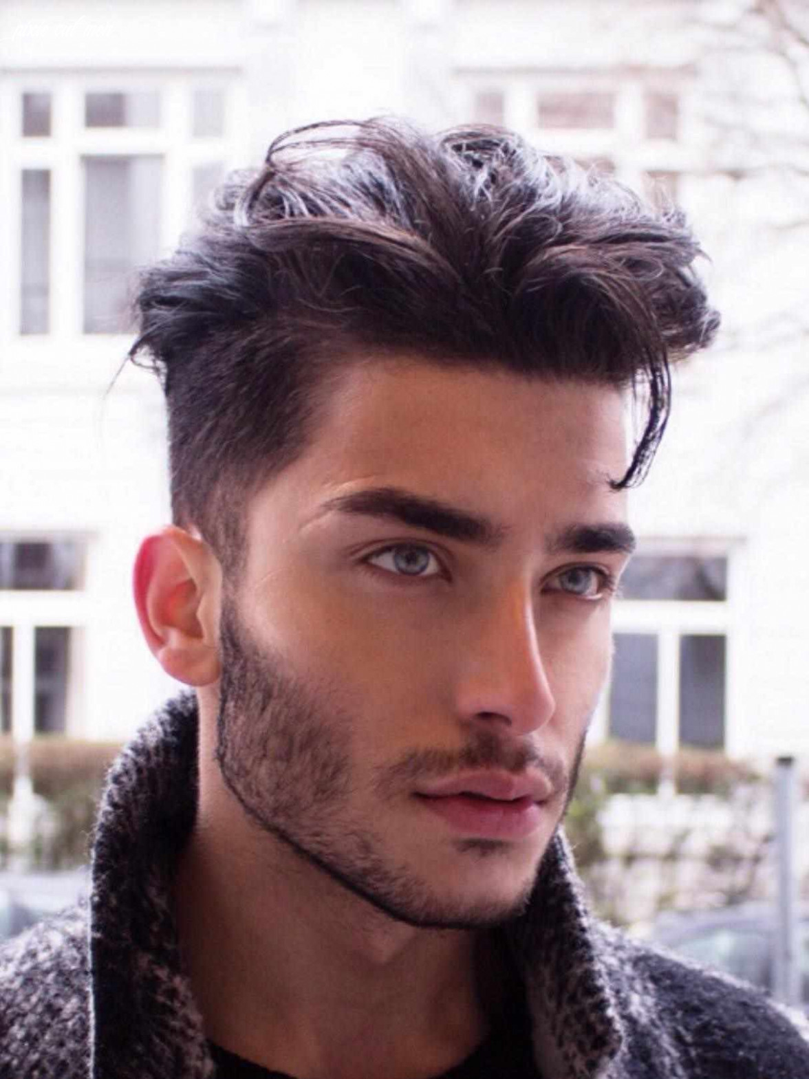 Pixie Haircut | Cool hairstyles for men, Haircuts for men, Mens ...