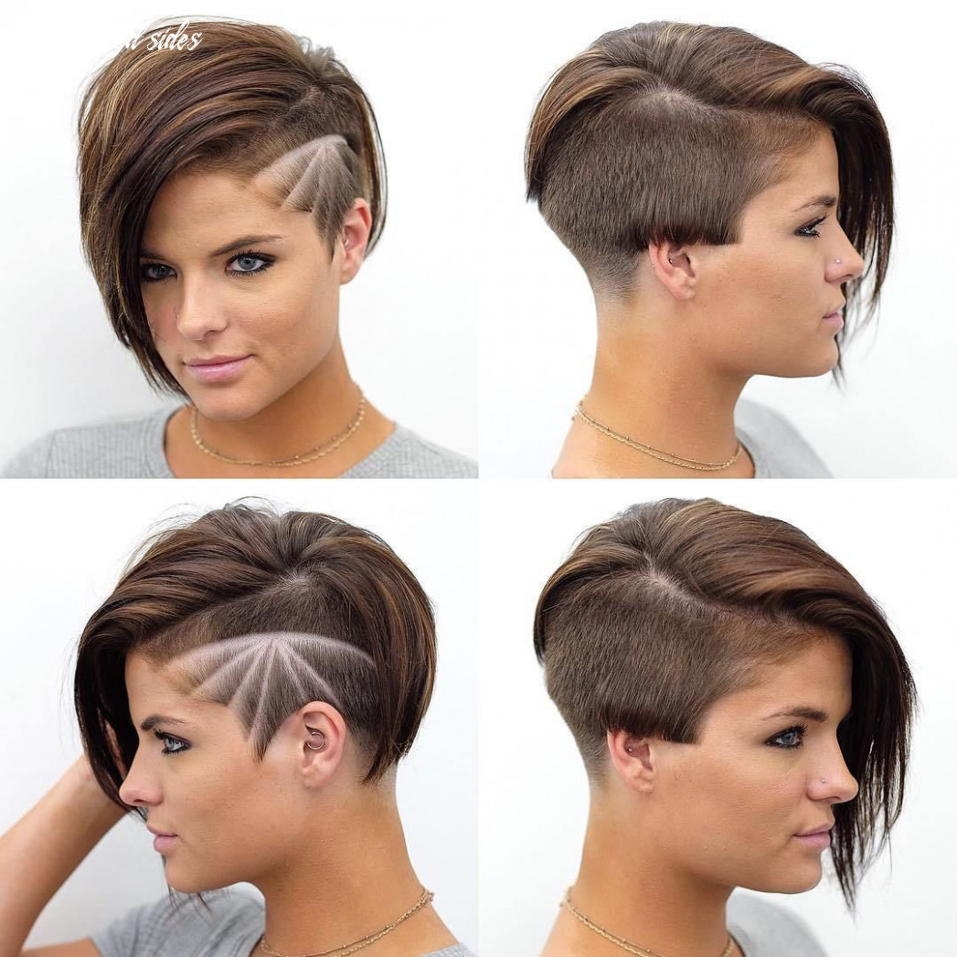 Pixie haircuts with bangs 10 terrific tapers | undercut