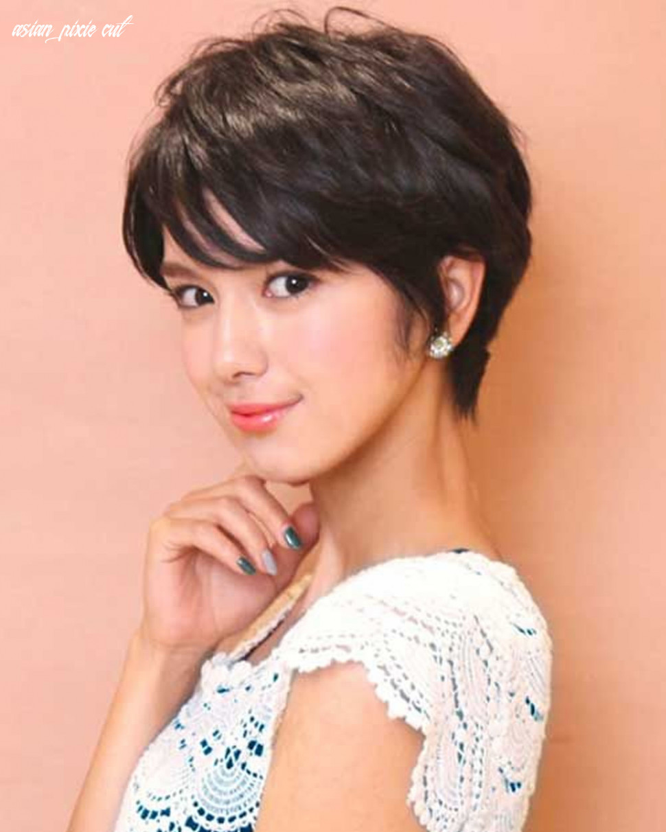 Pixie hairstyles and haircuts for asian women 10 10 jpg best