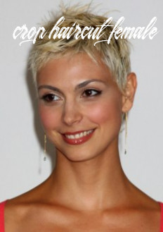 Pixie hairstyles and haircuts in 11 — therighthairstyles crop haircut female