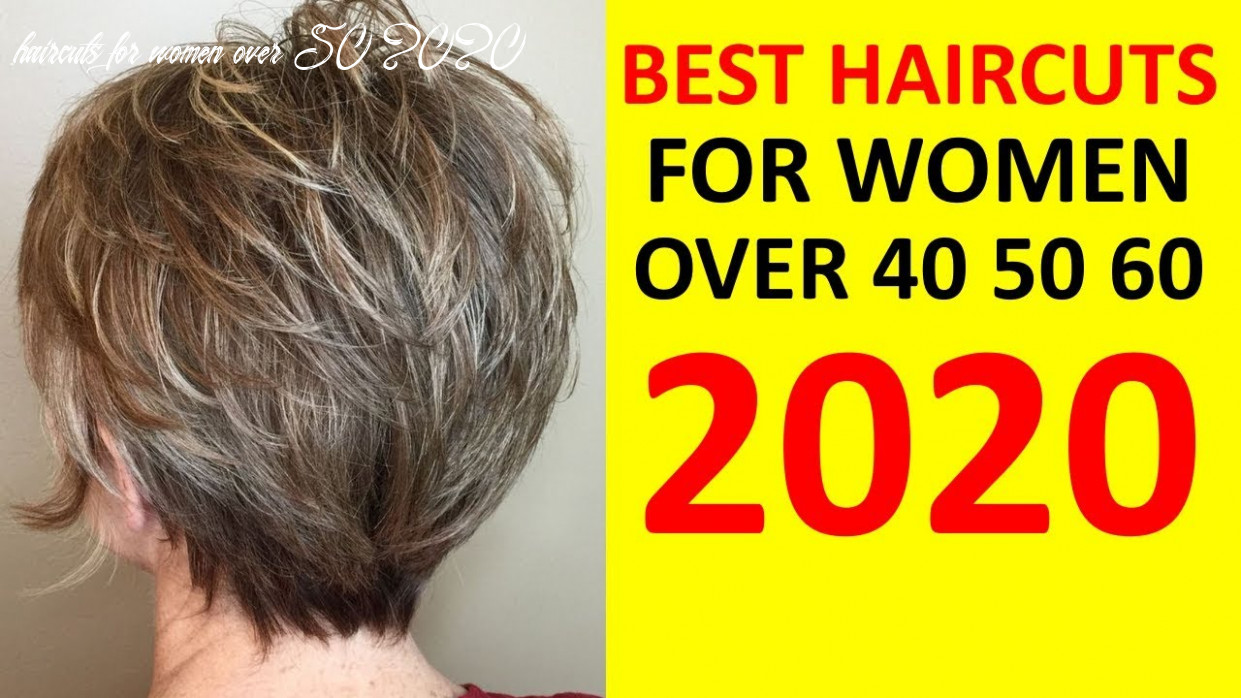 Popular short haircuts 9 for women 9 haircuts for women over 50 2020