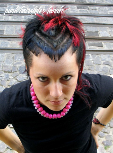 Punk Hairstyles for Women - Stylish Punk Hair Photos