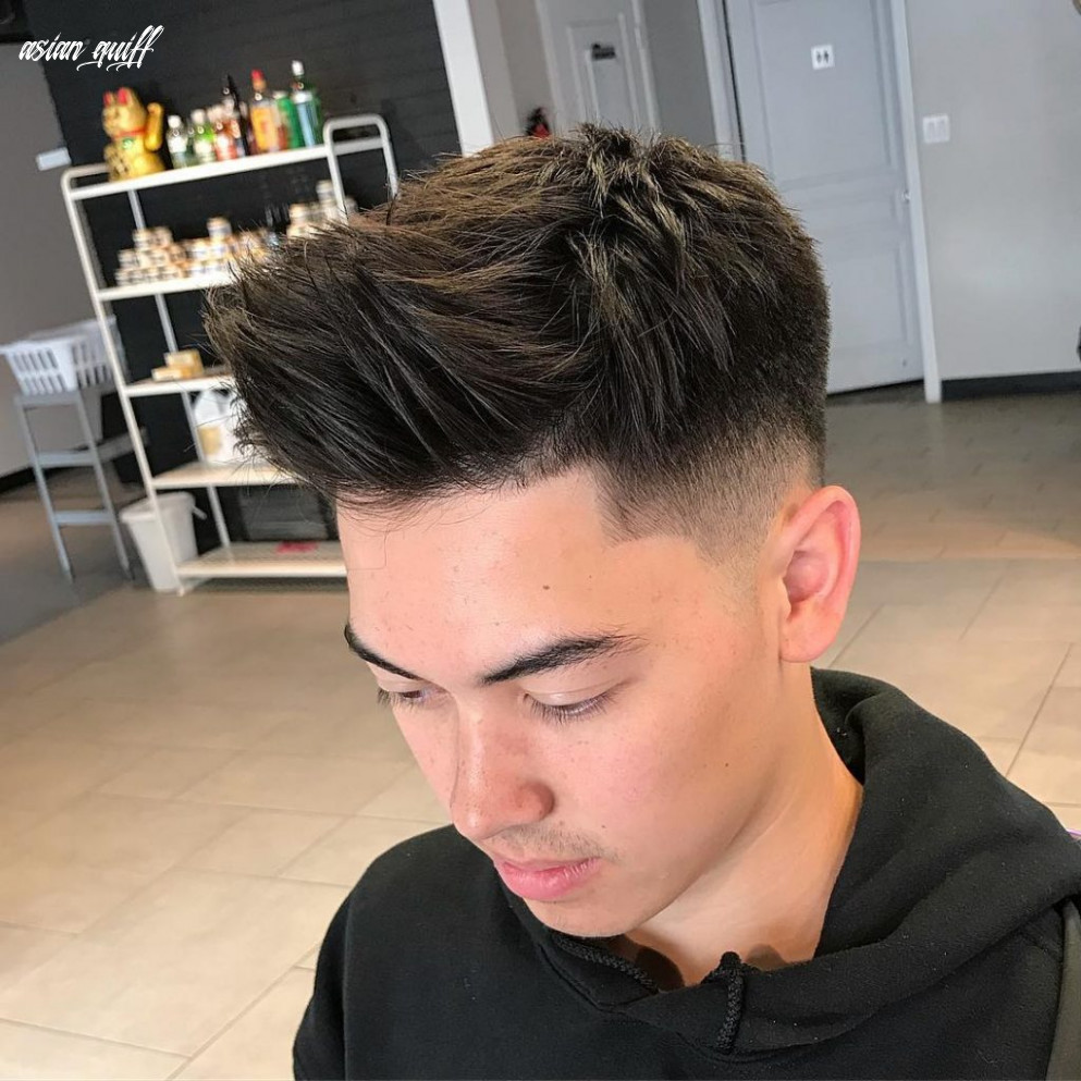 Quiff haircut: 12 cool styles for men to get in 12 asian quiff