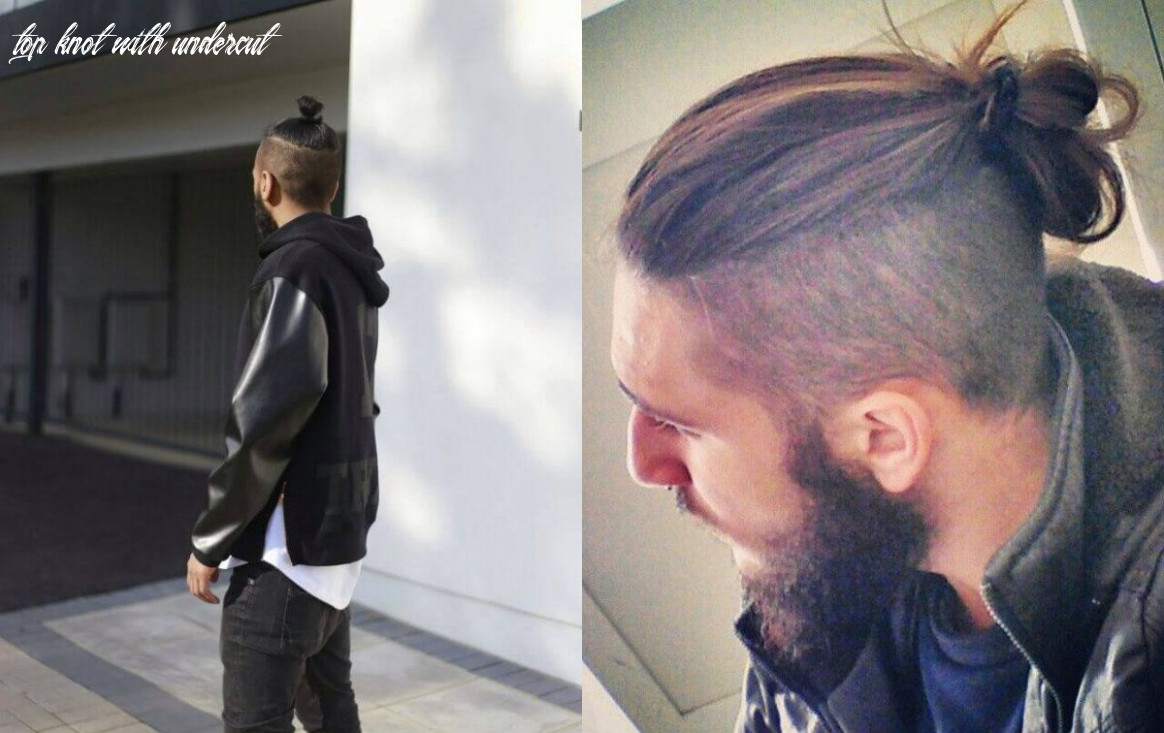 Samurai knots hairstyles for men have become mass trend | mens