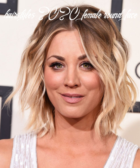 Sensational celebrity hairstyles 8 for round faces | the