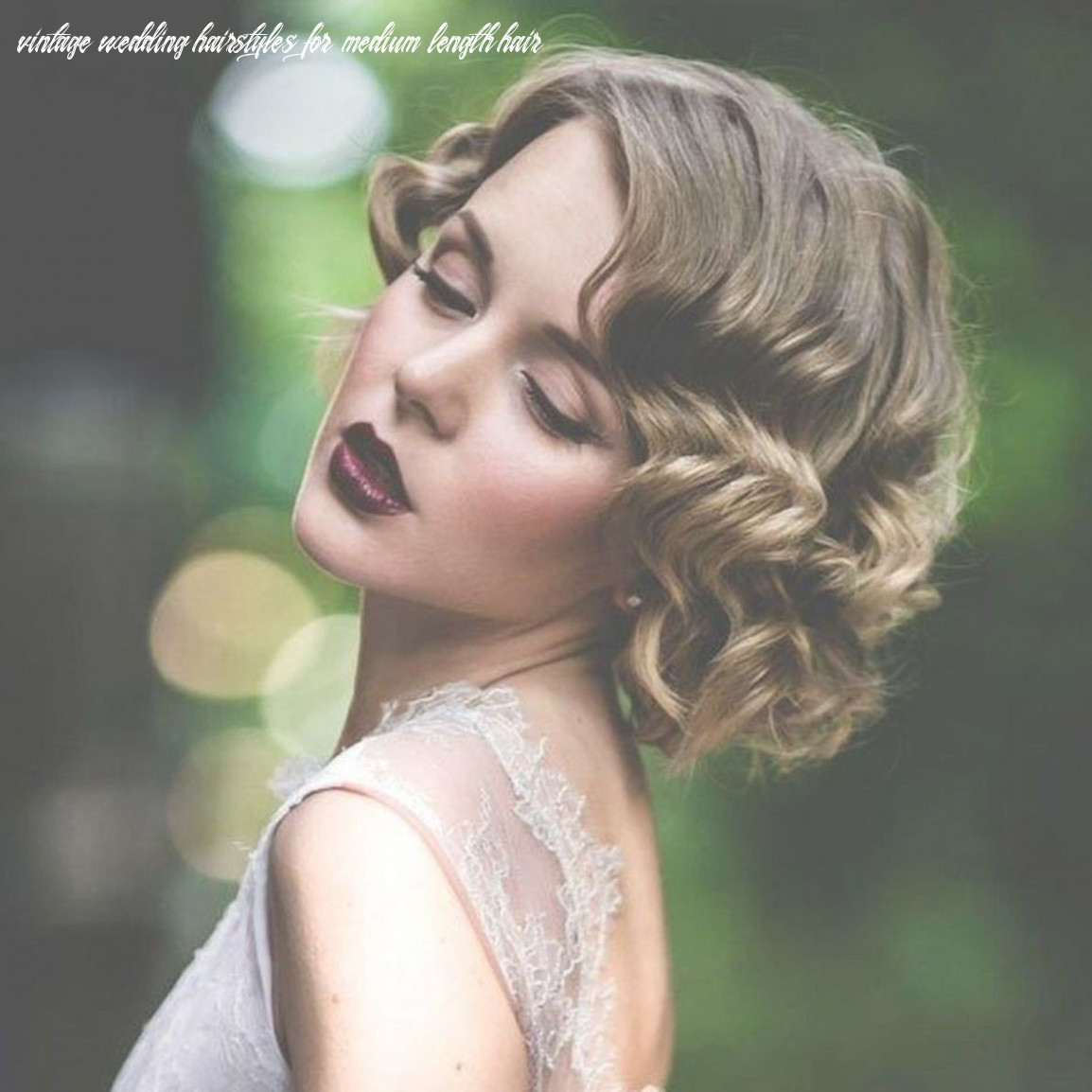 Shabby chic vintage wedding hairstyles ideas this year9 (with