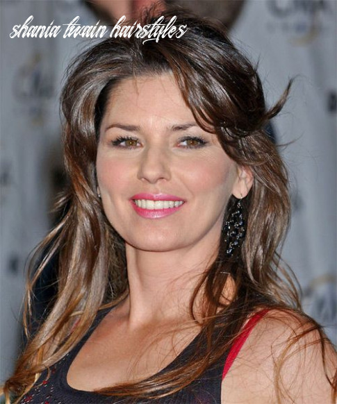 Shania Twain Long Straight Hairstyle | Hair styles, New hair, Long ...