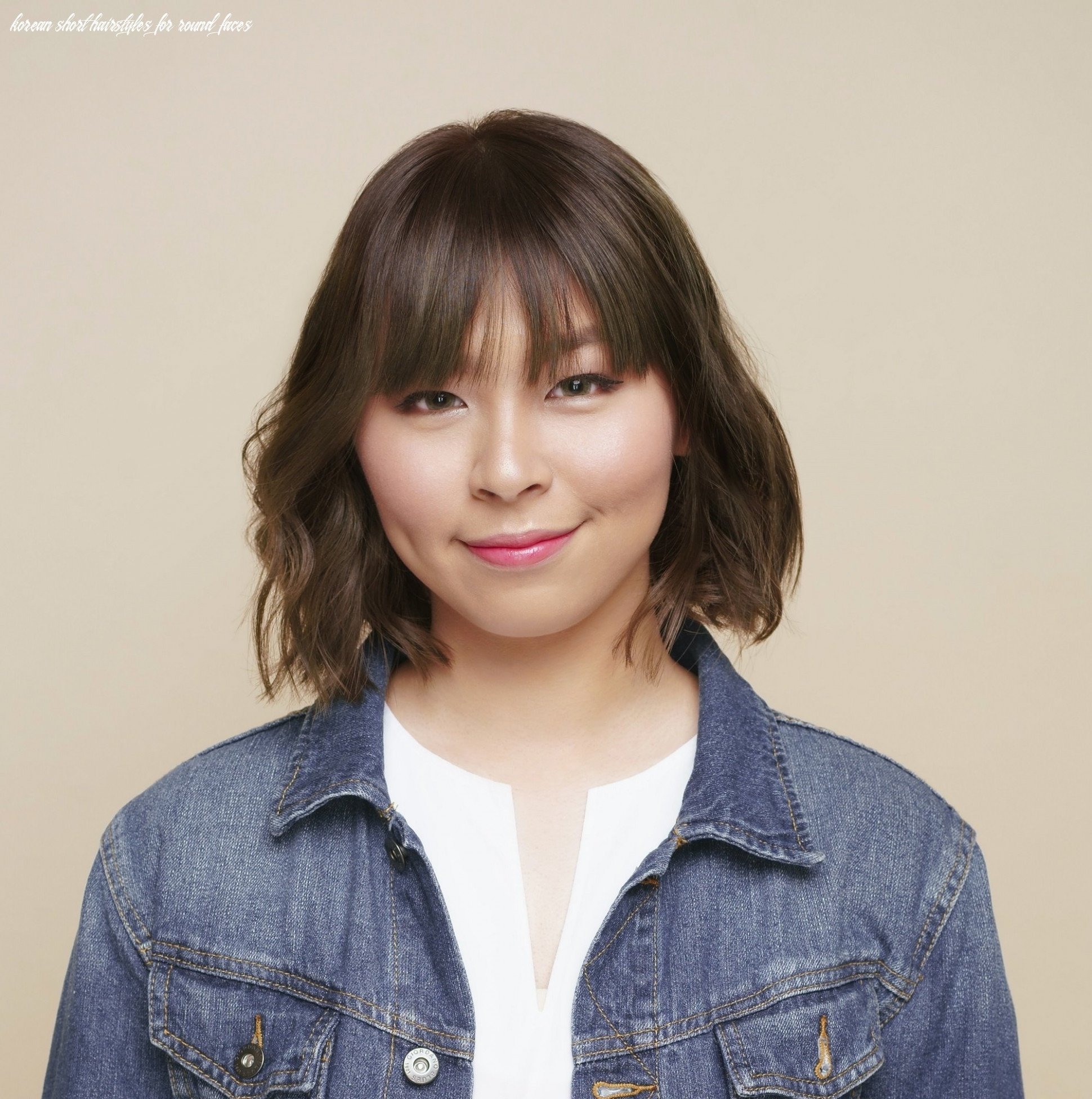 Short hair for round face: 10 stylish ideas for 10 | all things