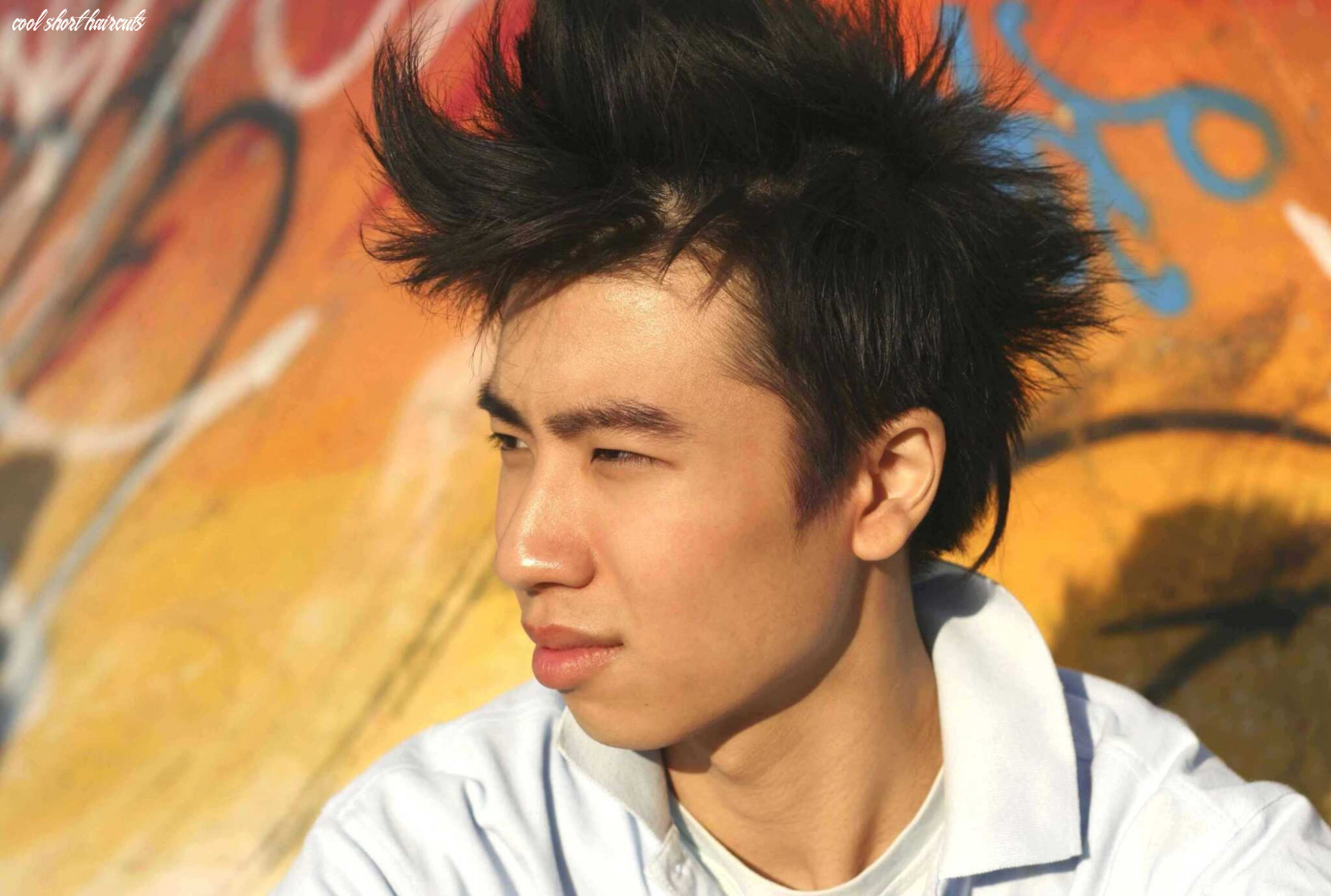 Short haircuts asian hair best of hairstyles men and with