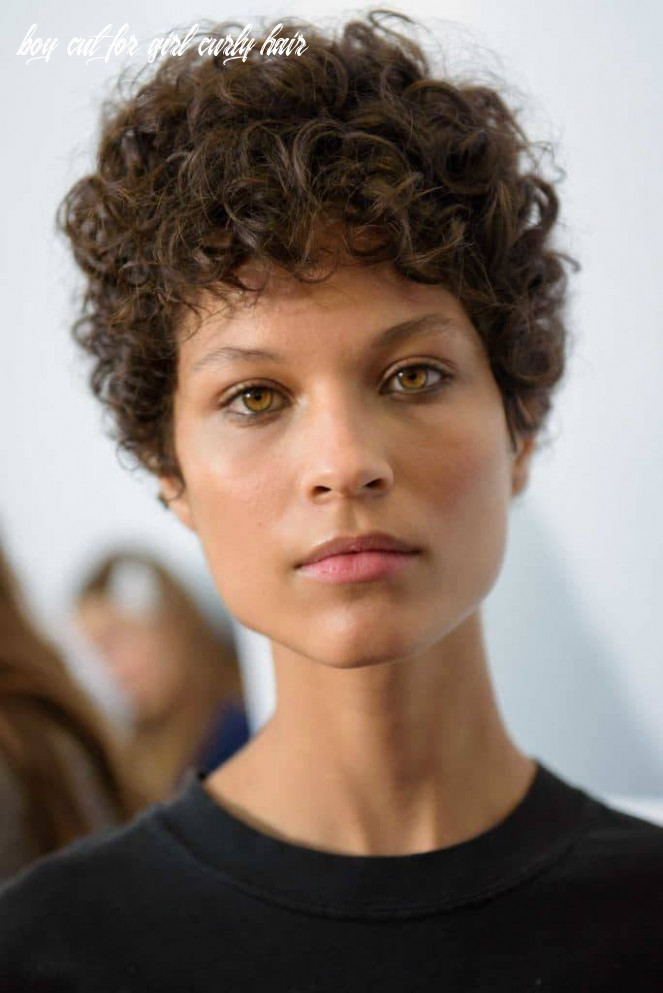 Short haircuts for curly hair: 12 haircuts for any curl pattern boy cut for girl curly hair