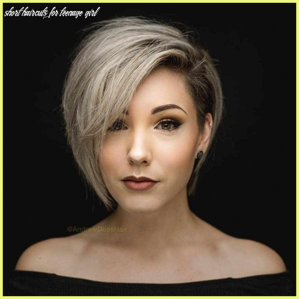 Short haircuts for teens 11 short hairstyles for girls & women