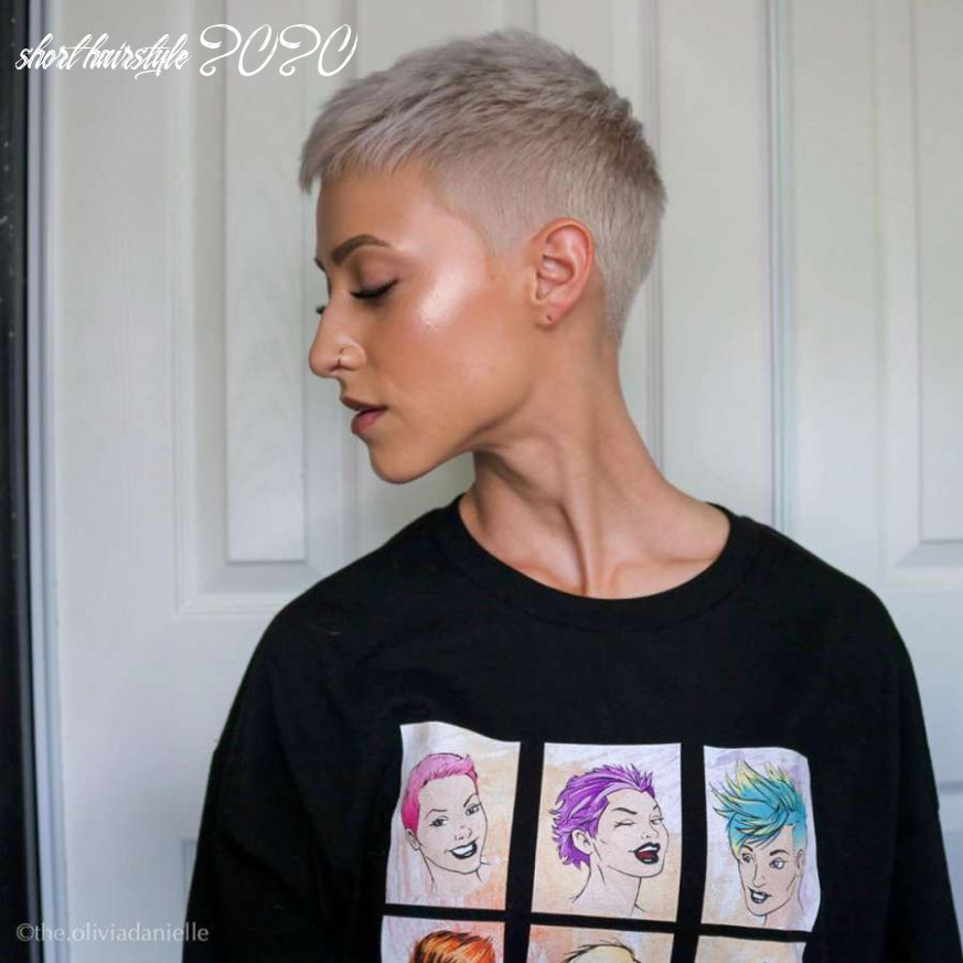 Short hairstyles 12 12   fashion and women short hairstyle 2020