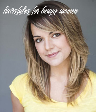 Short Hairstyles For Heavy Women Over 12 - Chubby Women HairCut