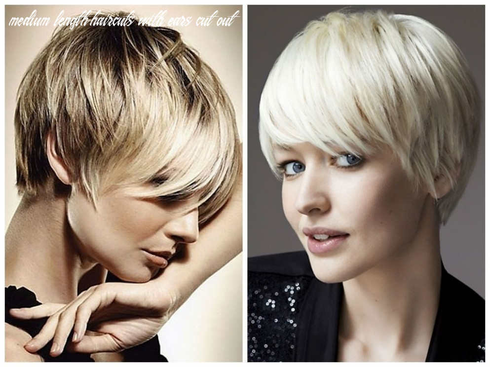 Short hairstyles to cover ears hairstyles (with images) | long