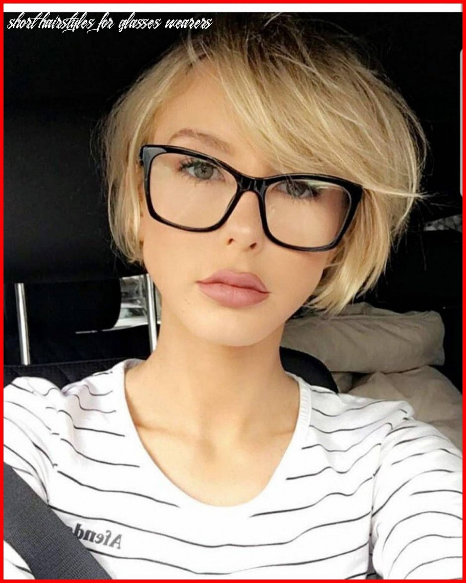 Short hairstyles with glasses 8 best hairstyles for women over 8