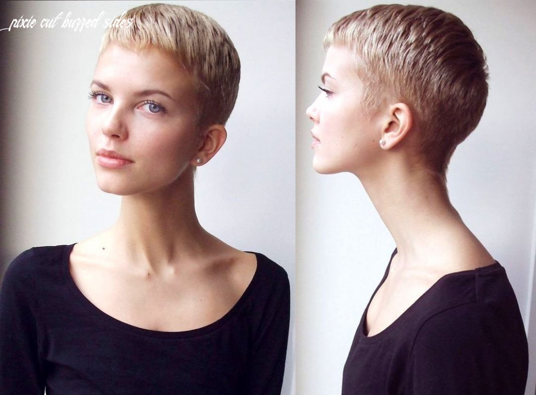 Short shaved side pixie google search   super short hair, very
