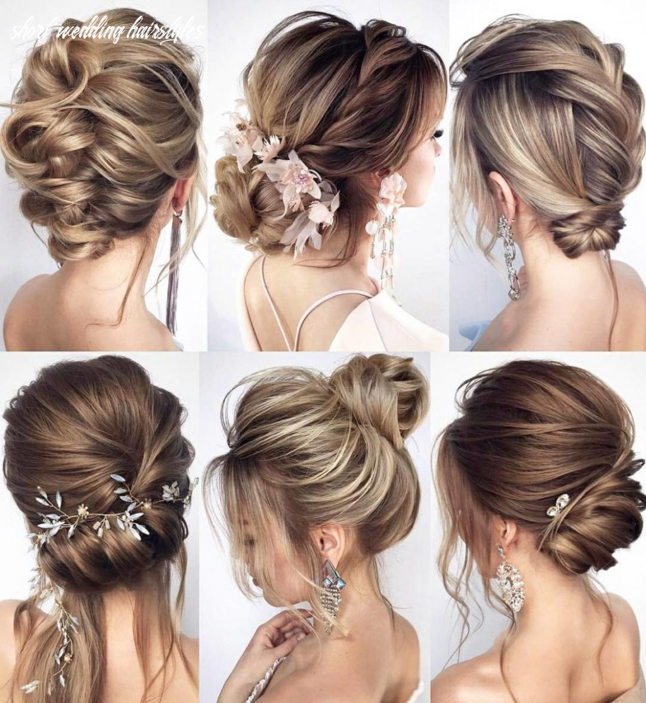 Short wedding hairstyles that fit perfectly » lady kooky blog short wedding hairstyles
