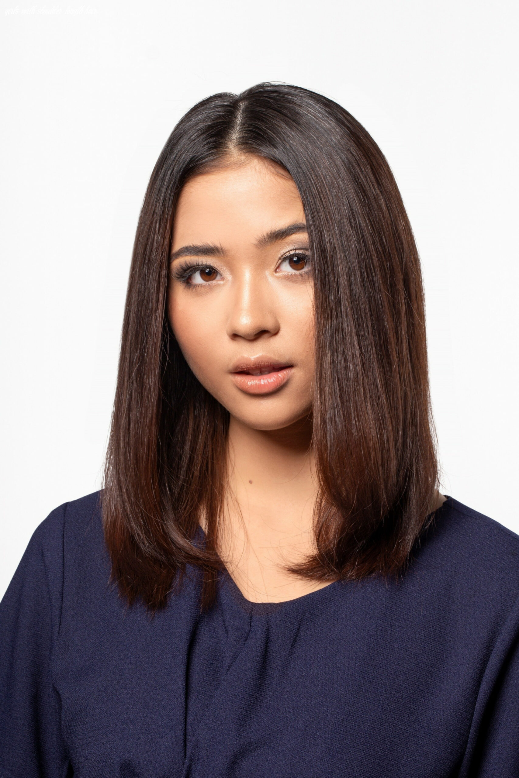 Shoulder length hairstyles for filipinas | all things hair ph girls with shoulder length hair