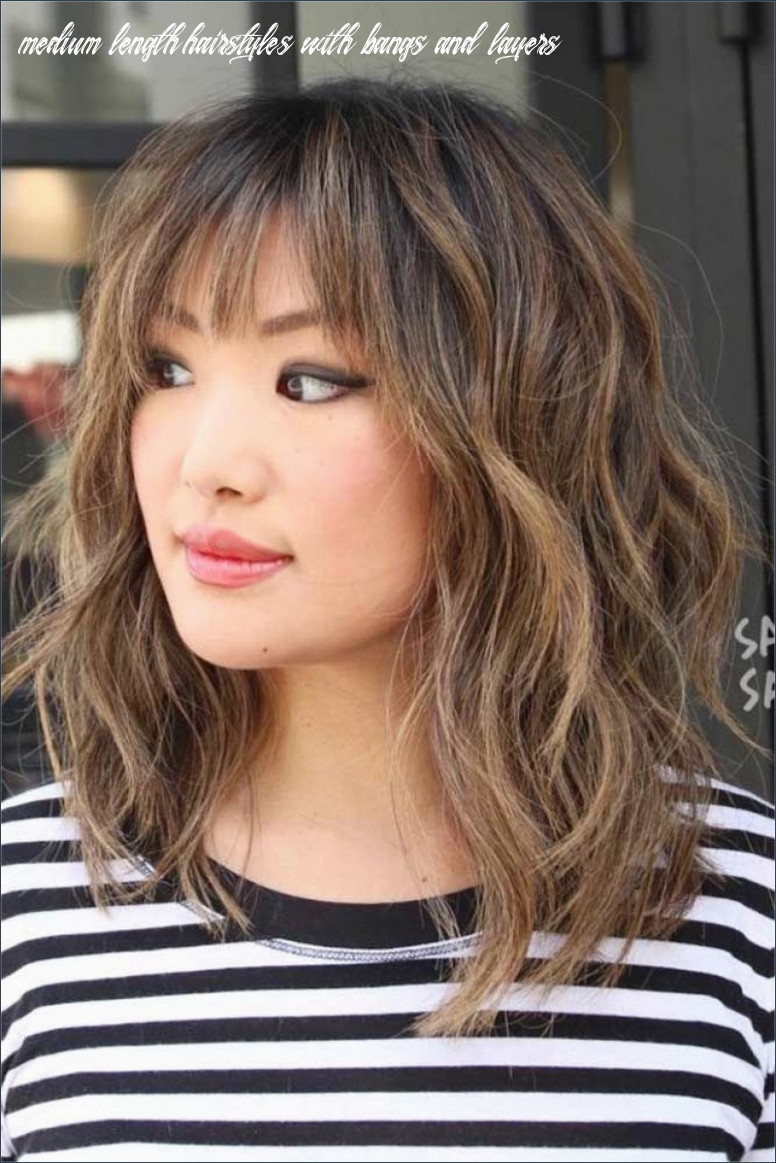 Side swept hairstyles for medium length hair unique shoulder