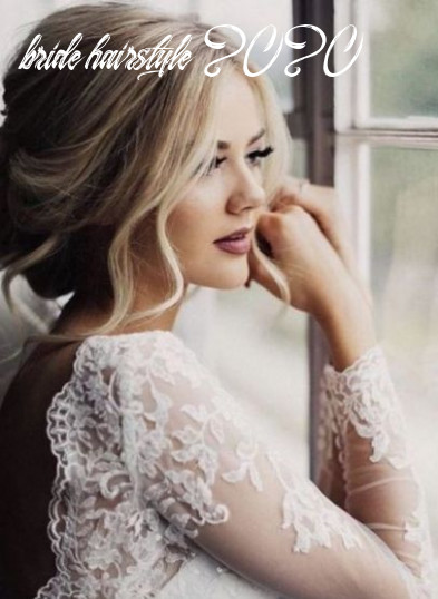 Simple and charming bridal hairstyles 12 12 | hochzeitsfrisur