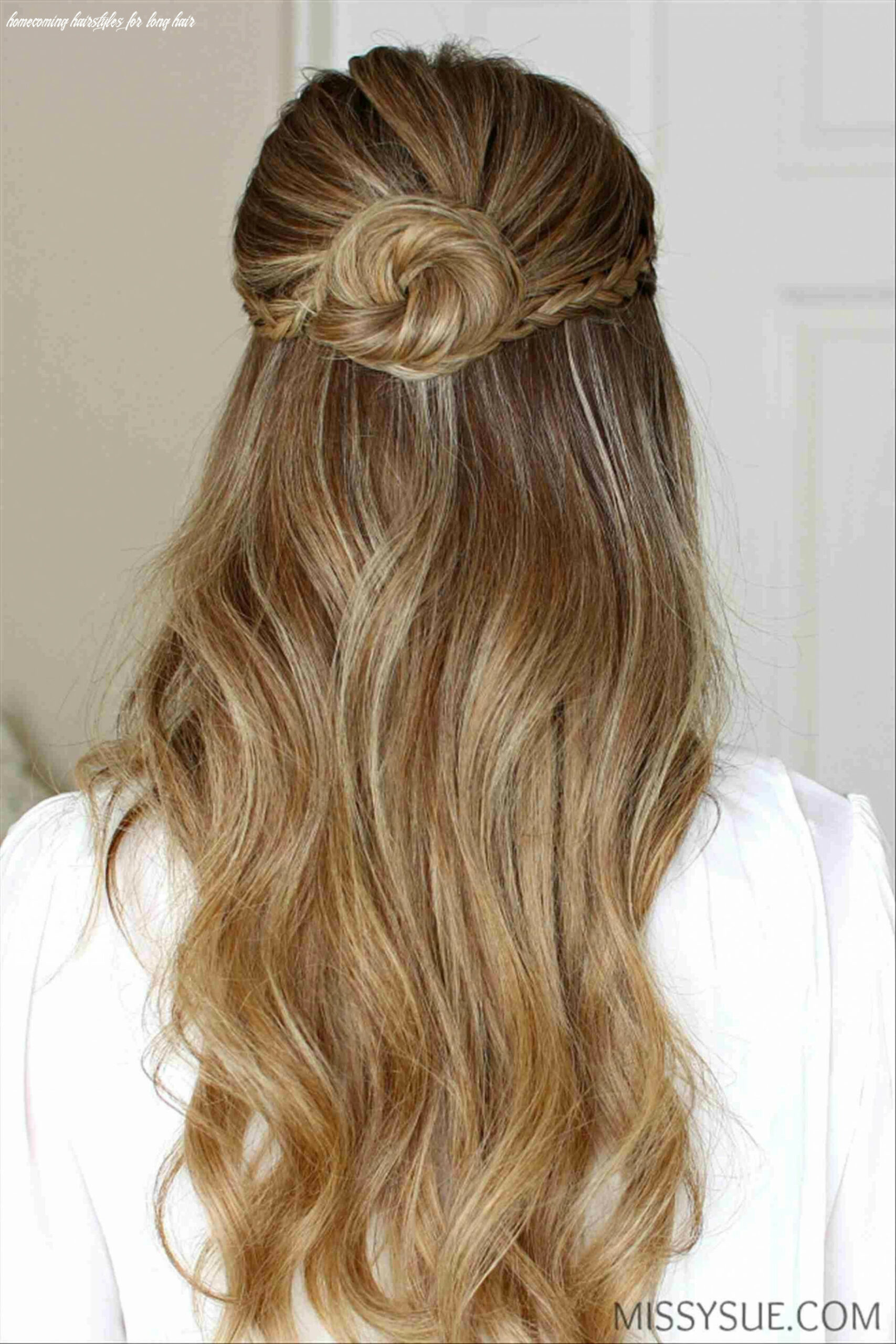 Simple long hairstyles for fine hair.. #longhairstylesforfinehair ...