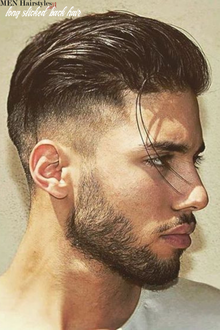 Slick back hair: 11 styling ideas in 11 (with images) | long