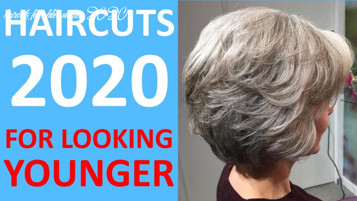 Spring fashion short haircuts 9 for older women 9 9 9 haircuts for older women 2020