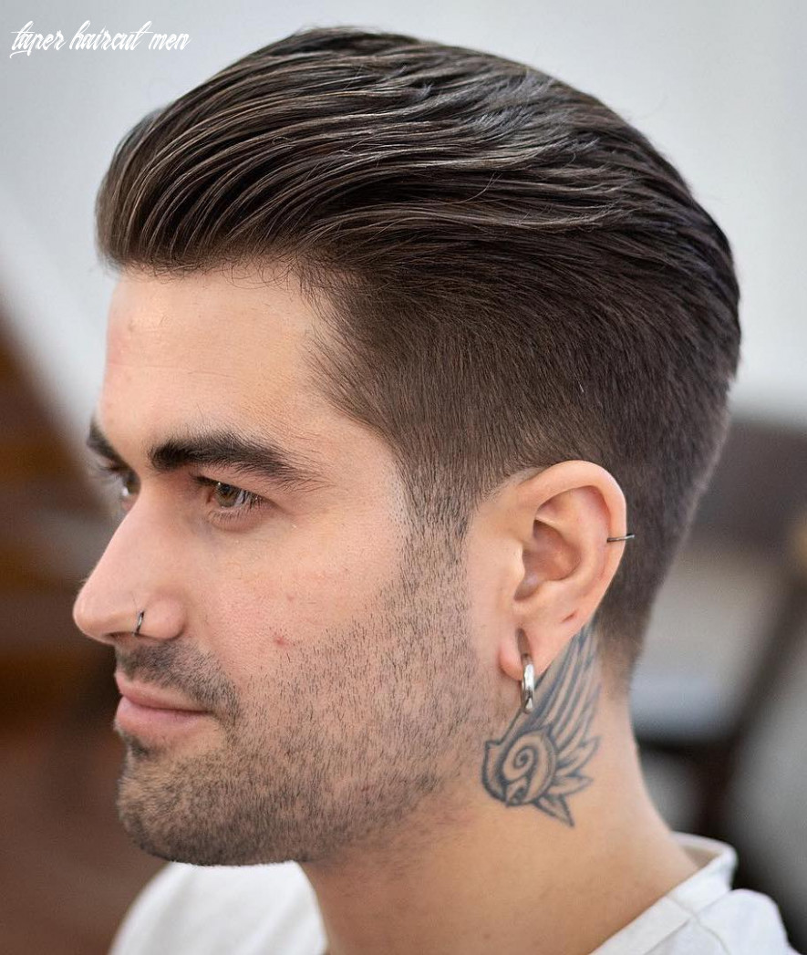 Stay Timeless with these 8 Classic Taper Haircuts