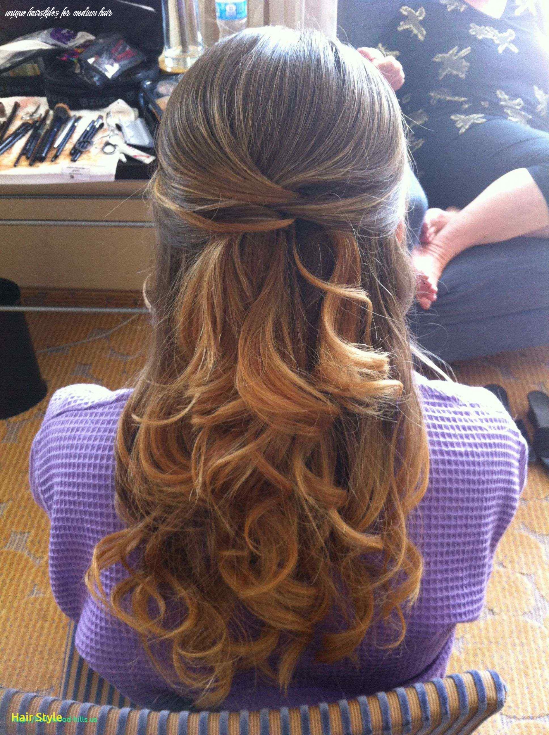 Straight Up Hairstyles Unique 10 Prom Hairstyles for Medium Hair ...