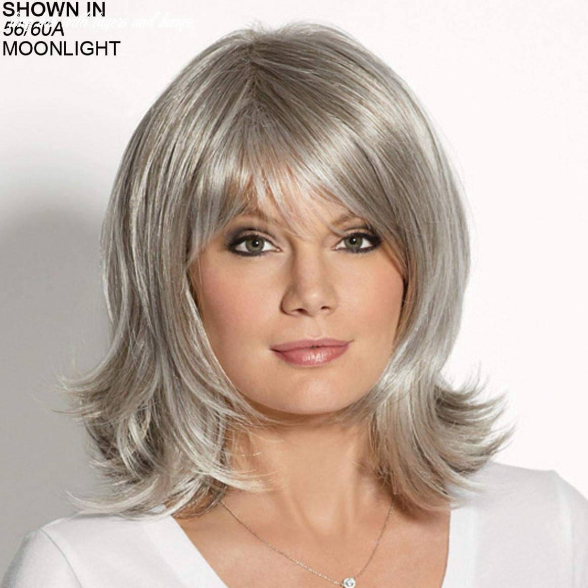Sybil Wig by WIGSHOP – Sexy long bob wig with flowy, feather-finished  layers and wispy bangs