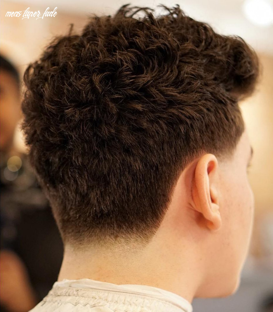 Taper Fade Haircuts (9 Styles)