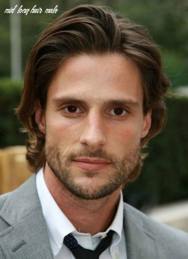 The 11 best medium length hairstyles for men | improb mid long hair male