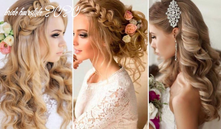 The 12 prettiest bridal hairstyles | top fashion news bride hairstyle 2020