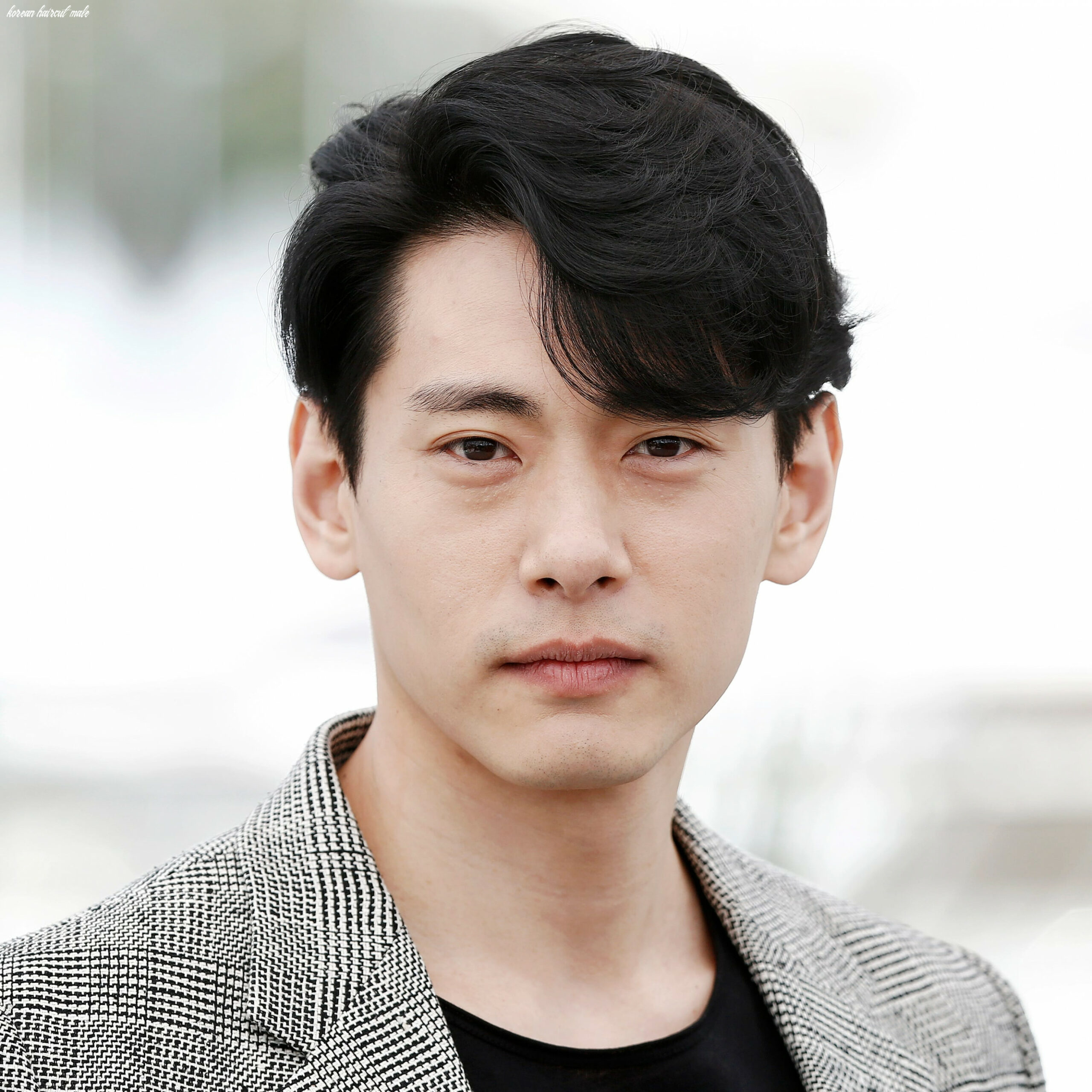 How To Do Korean Hairstyle Male   hno.at