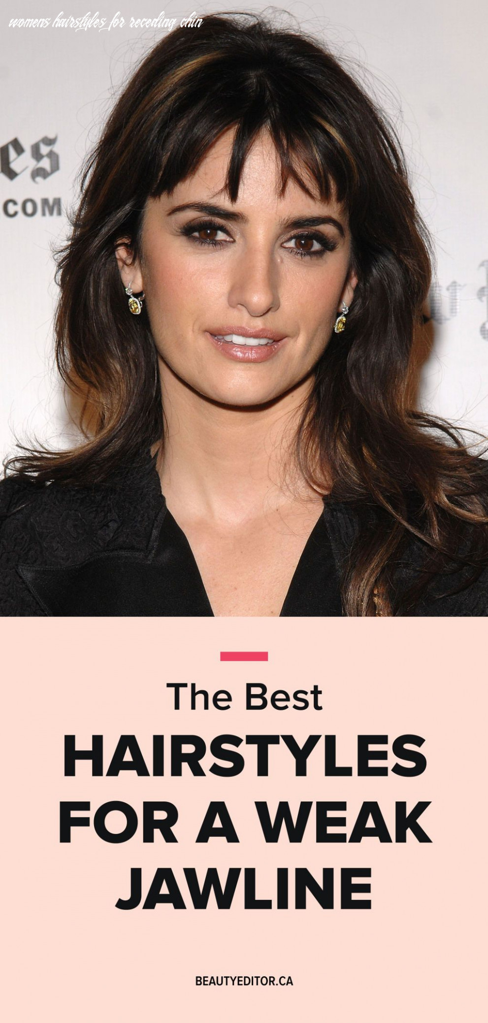 The best hairstyles for a weak jawline | weak chin, cool