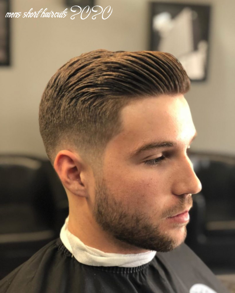 The best short hairstyles for men in 10 boss hunting mens short haircuts 2020