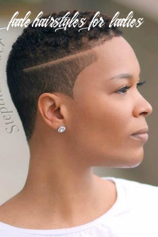 The fade haircut trend: captivating ideas for men and women fade hairstyles for ladies