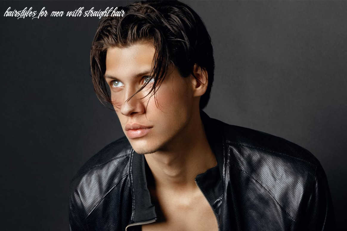 The premium guide to the hunkiest straight hair styles | menshaircuts hairstyles for men with straight hair