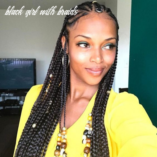 The top 12 summer braid hairstyles for black women | braids for
