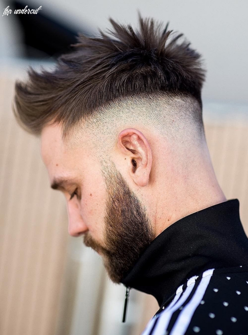 The undercut fade: 11 modern and classic variations of the style top undercut