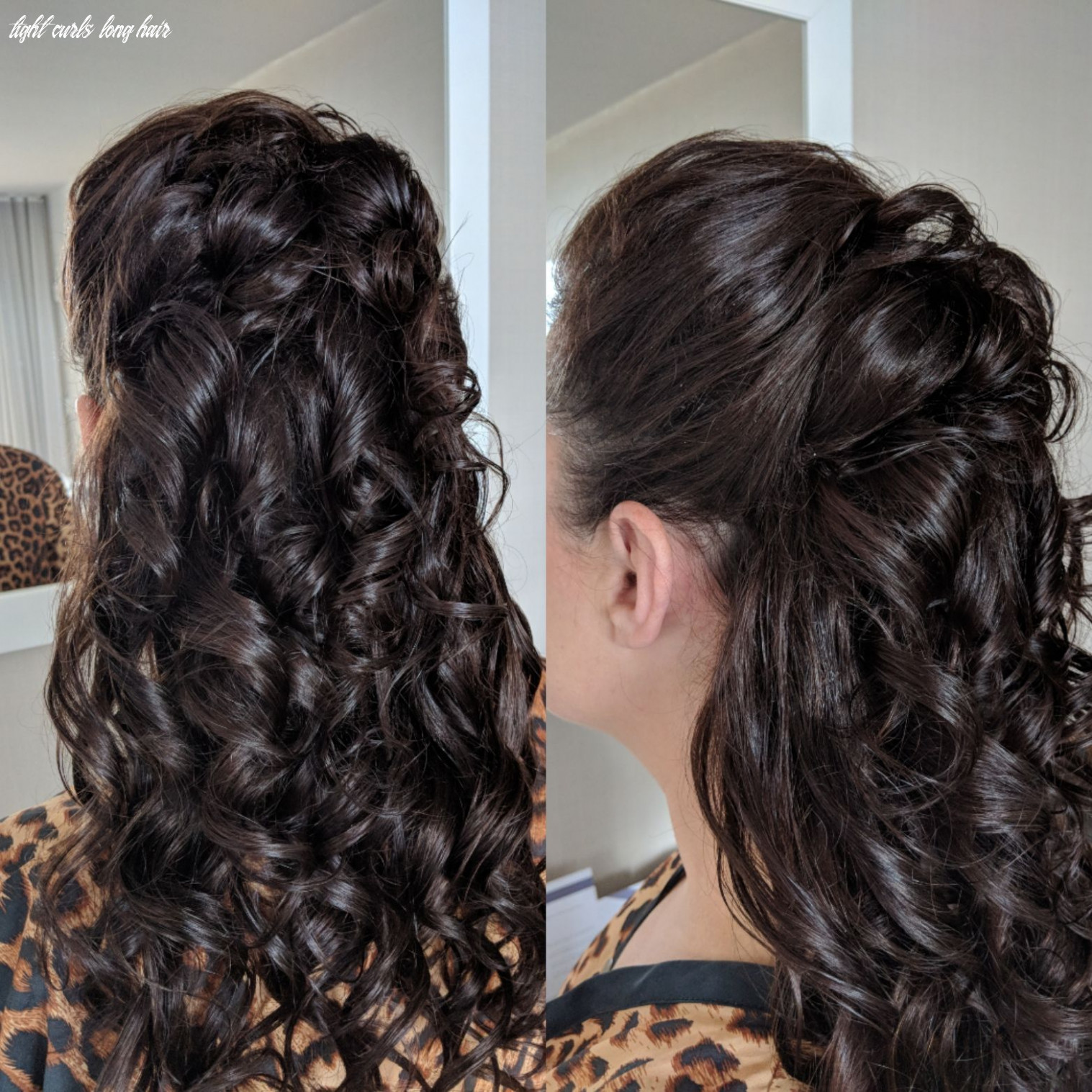 Tight curls with some bouncy volume (with images) | wedding