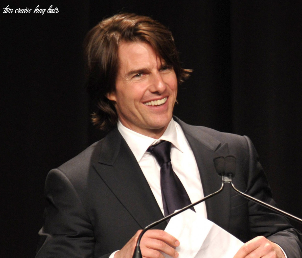 Tom Cruise Preps For 'Rock Of Ages' With Guitar Lessons & Long ...
