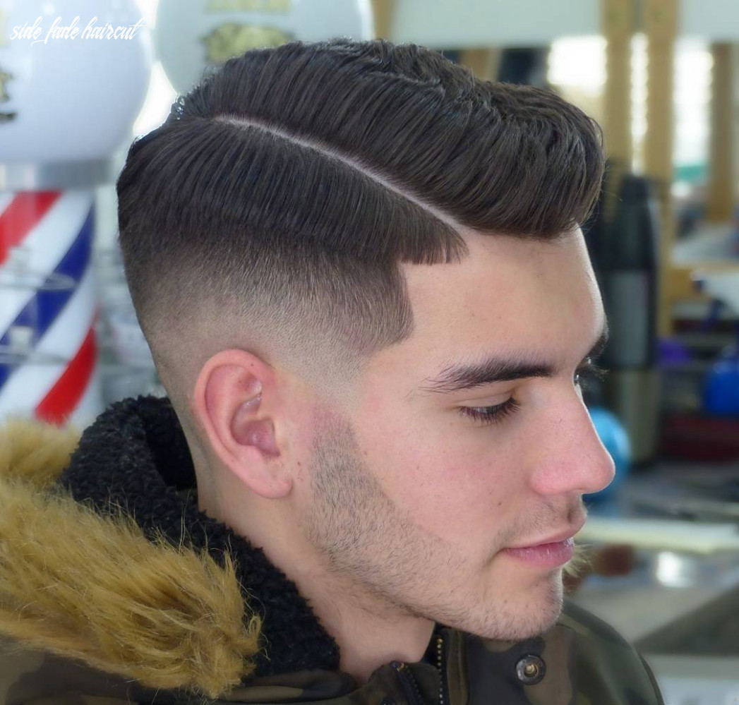 Top 10 fade haircuts for men (10 update) side fade haircut