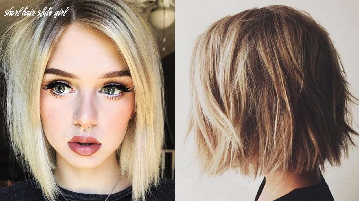 Top 10 Hair Cutting & Transformations for Girls 😍 Hairstyle for Short Hair    Hair Beauty