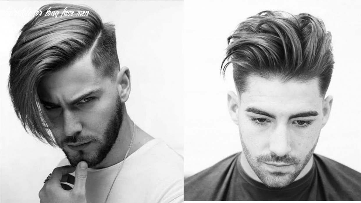 Top 10 stylish hairstyles for long face men 10 best long face hairstyles for men 10 hairstyle for long face men