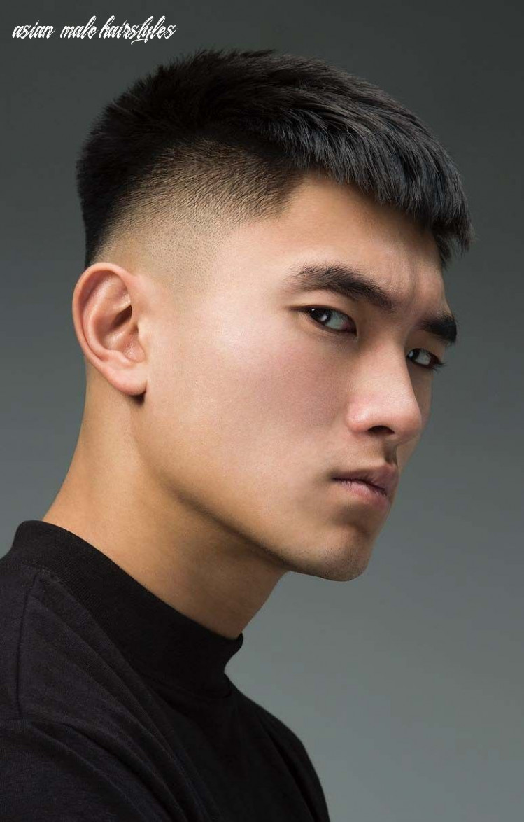 Top 10 trendy asian men hairstyles 10 (with images) | asian men