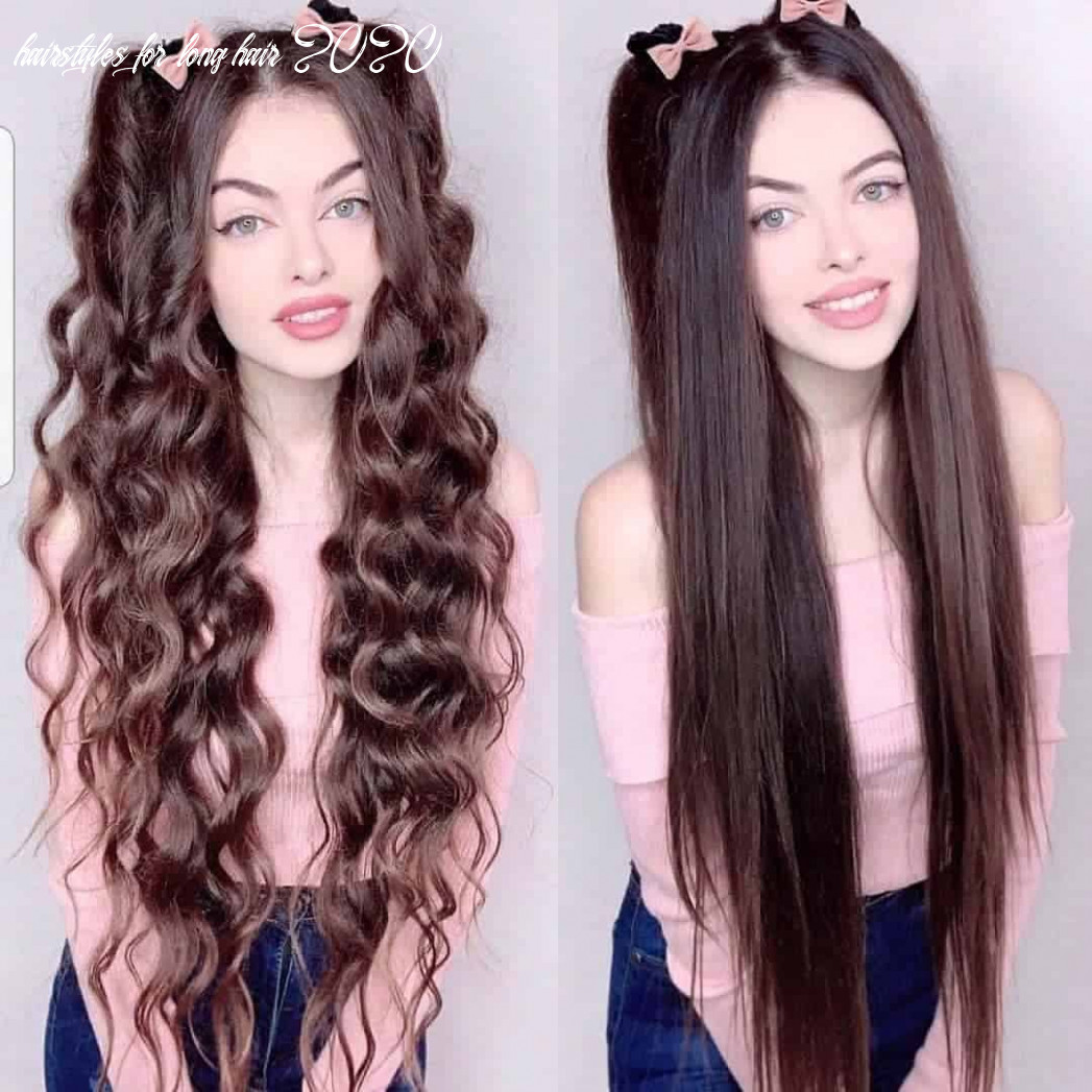 Top 11 best womens haircuts for long hair 11 and more (11 photos