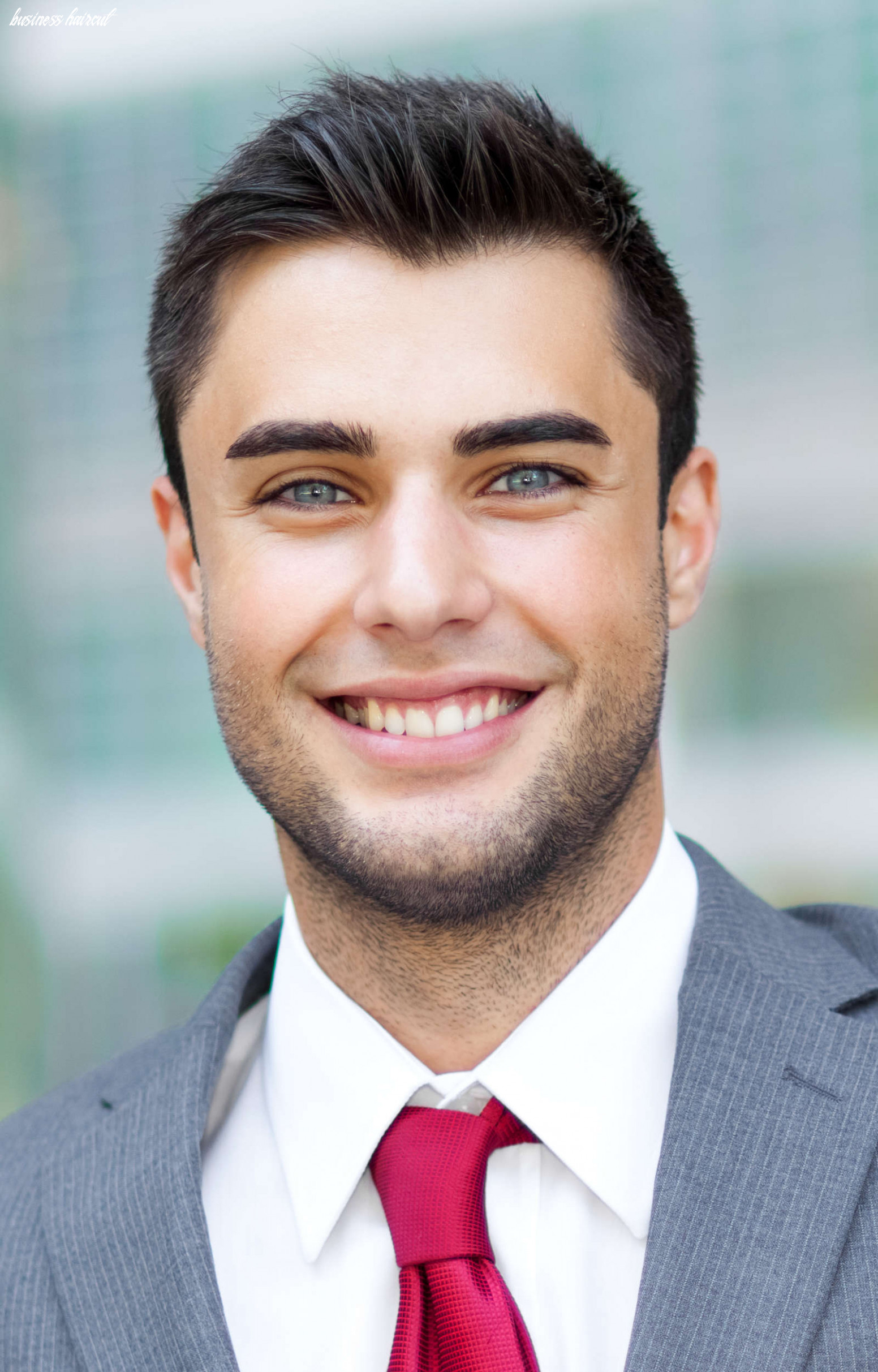 Top 11+ Business Hairstyles for Men