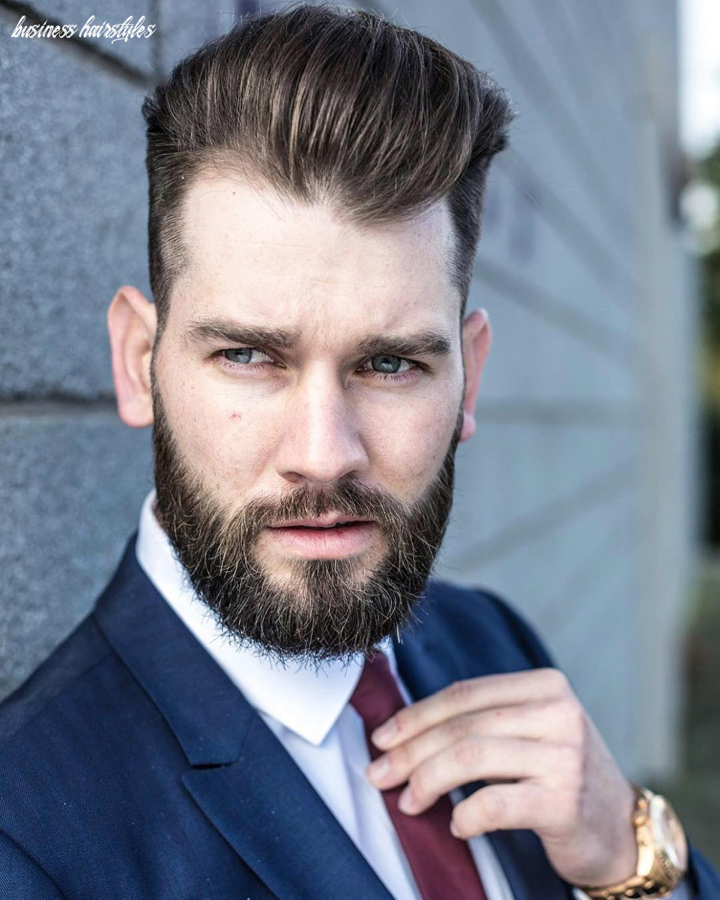 Top 11 business hairstyles for men business hairstyles