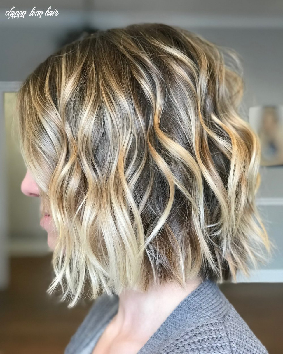 Top 11 Choppy Hairstyles You'll See in 11